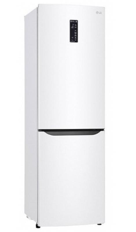 FRIGIDER LG GA-B379SQUL cu congelator A+