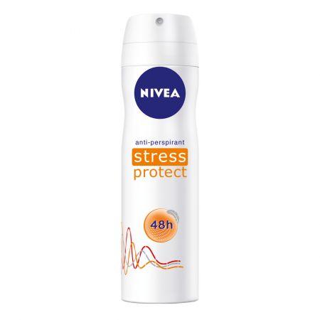 Deodorant NIVEA STRESS PROTECT femei Spray 150 ml