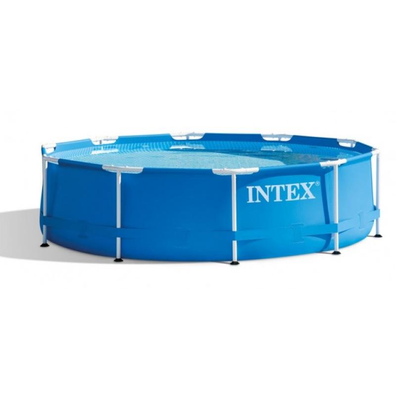 Piscina INTEX METAL FRAME POOL (28200) 4485 L