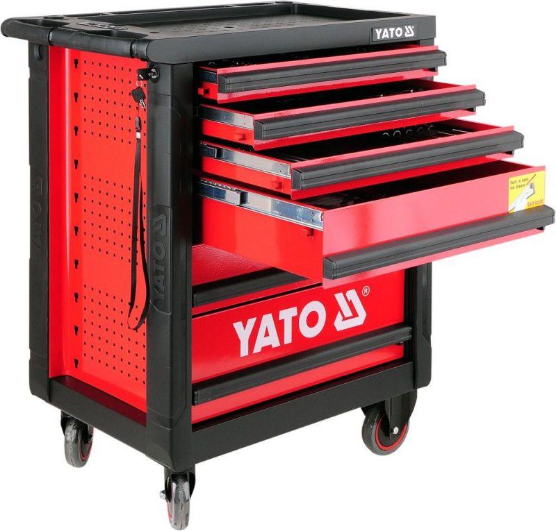 Dulap cu scule YATO YT-5530 (177 buc)