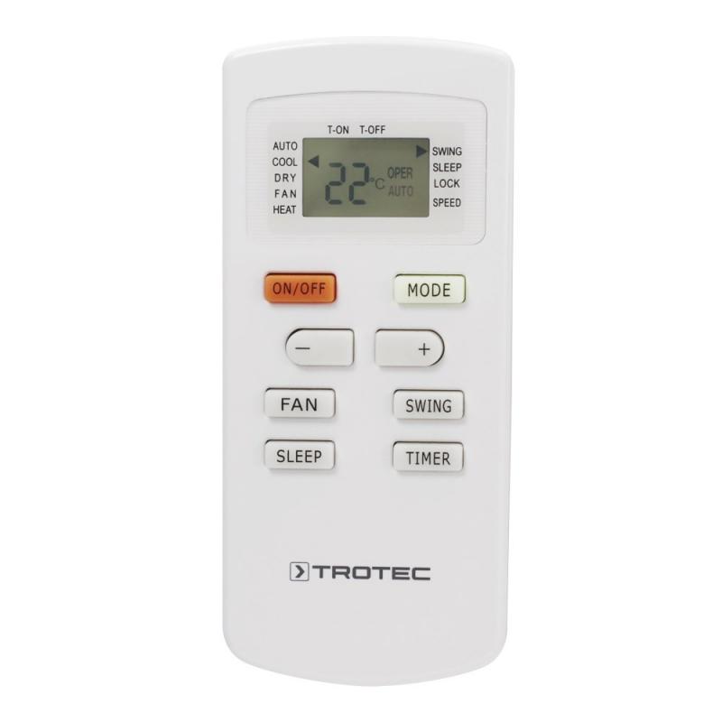 Climatizator local TROTEC PAC 2010 E (portabil)