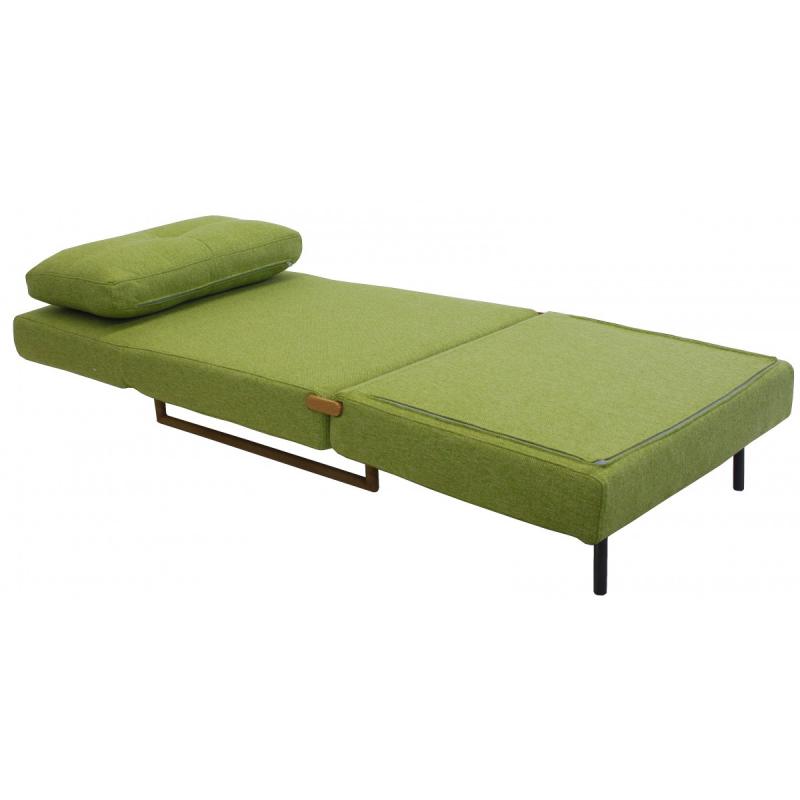 Canapea  LM-105 Verde (Extensibilă)