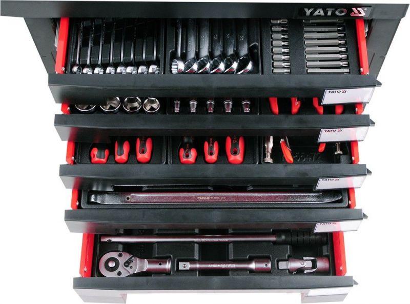 Dulap cu scule YATO YT-55293 (165 buc)