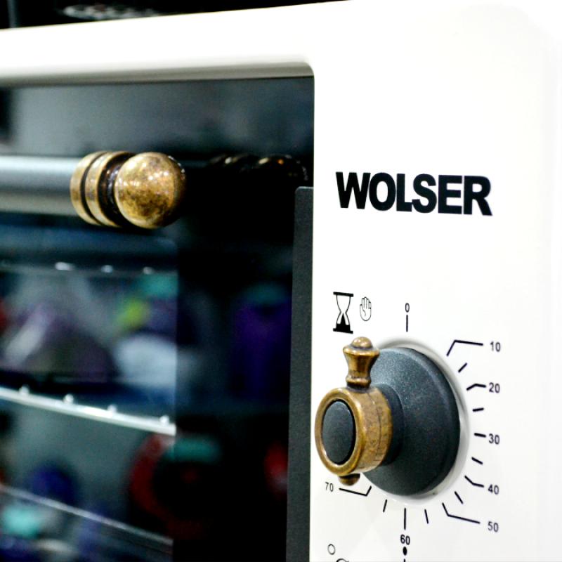 Cuptor WOLSER WOLSER WL-45 ML BEIGE Independenta Electric