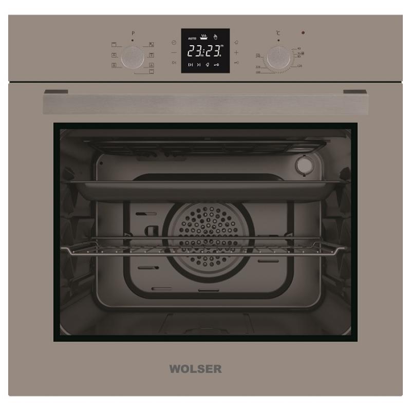 Plita WOLSER WL-60602 BRGE Gaz Independenta