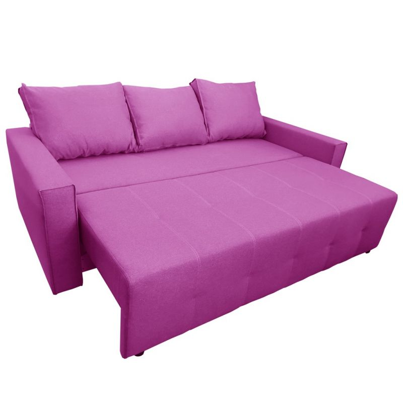 Canapea   PARMA (Extensibilă) Roz