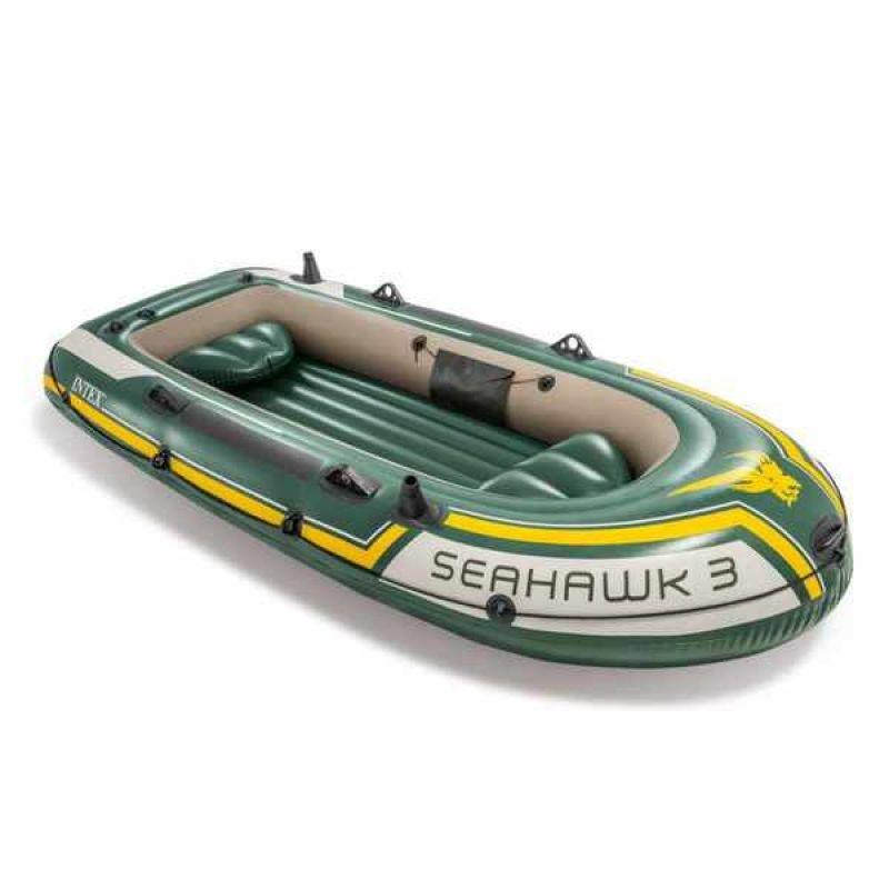Barca INTEX SEAHAWK 3 (295X137X43 CM) (68380)