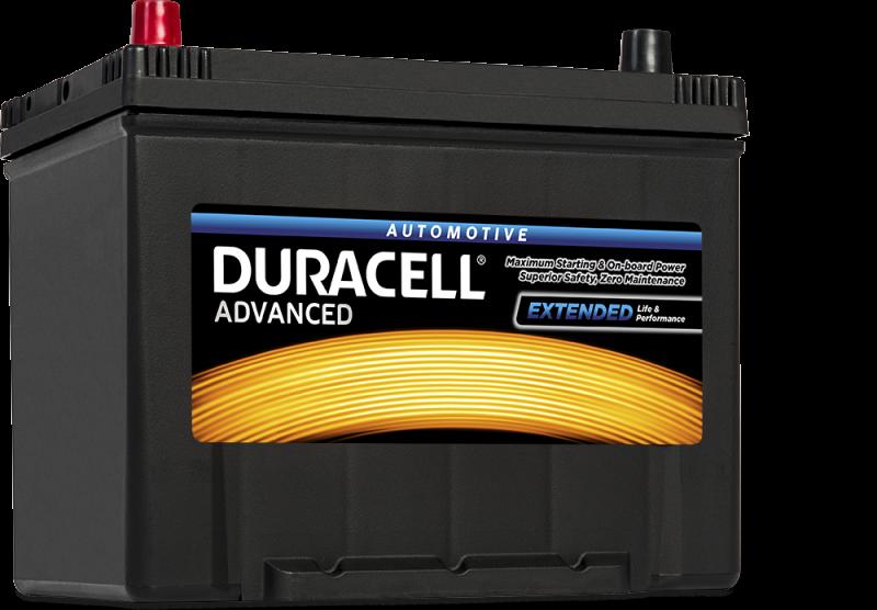 Acumulator DURACELL ADVANCED 12V DA 70L