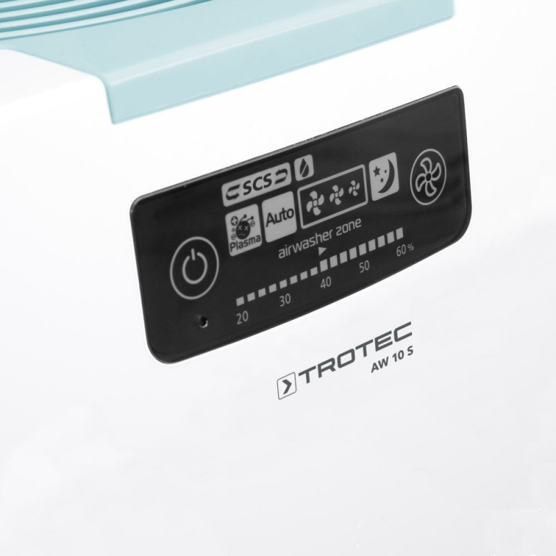 Umidificator aer TROTEC AIRWASHER AW 10 S 3IN1