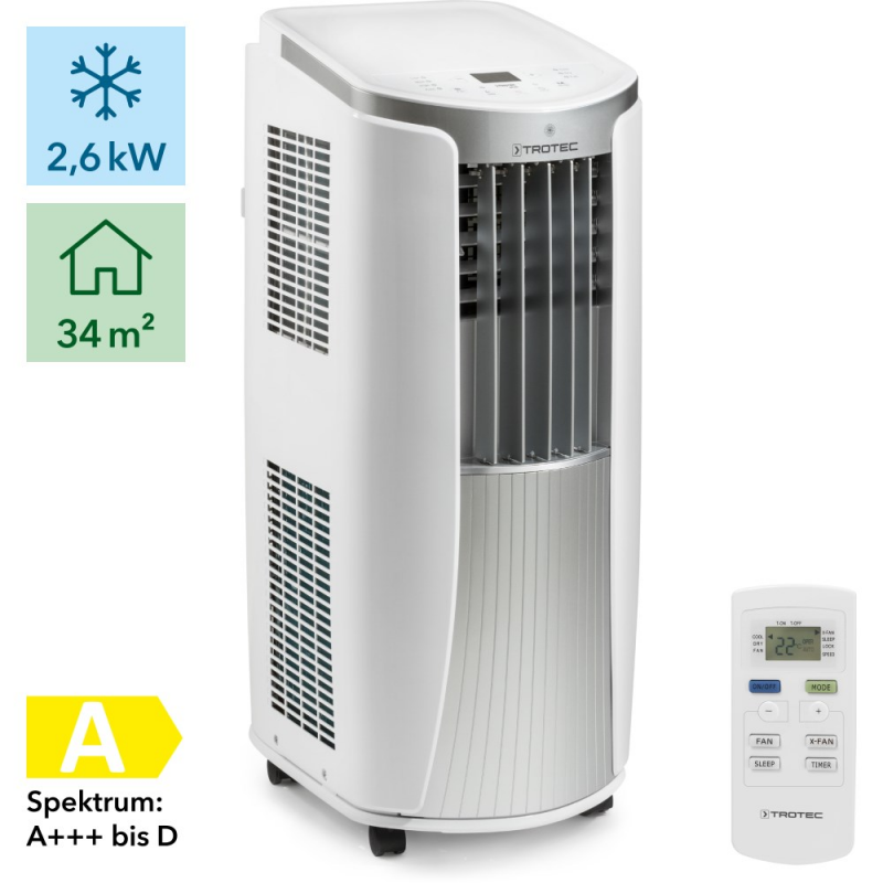 Climatizator local TROTEC PAC 2610 E (portabil)