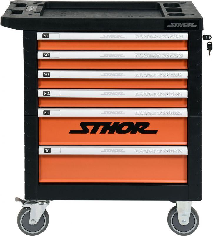 Dulap cu scule STHOR 58550 (302 buc)