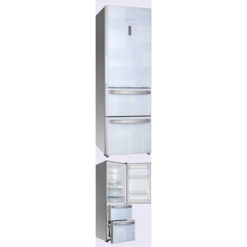 Frigider KAISER KK 65205 W A+ cu congelator