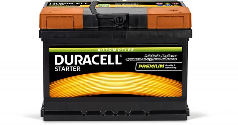 Acumulator DURACELL STARTER 12V DS 60