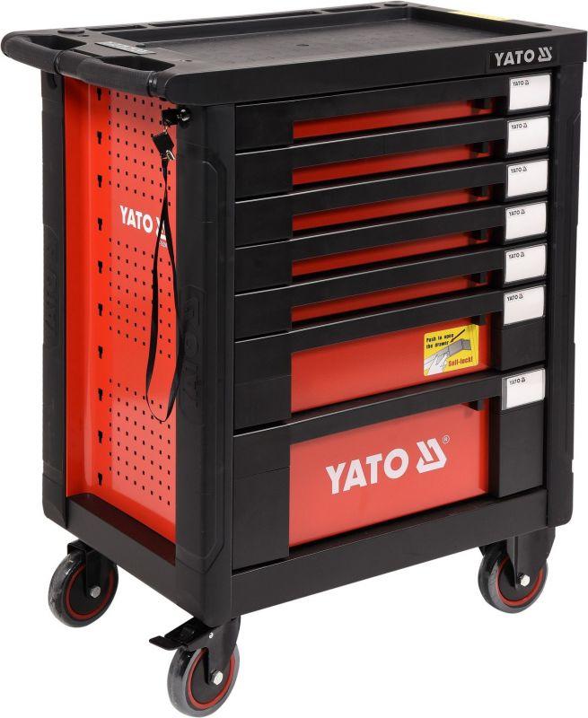 Dulap cu scule YATO YT-55290 (211 buc)