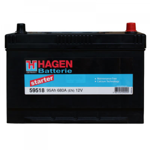 Acumulator HAGEN 59518 STARTER JAP-USA