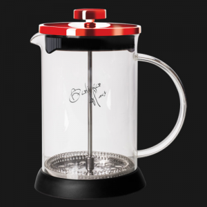 Ceainic BERLINGER HAUS BH-1497 cu pres 0.6 L sticla