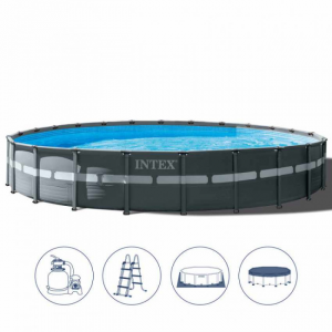 Piscina INTEX ULTRA FRAME (26340) 47246 L