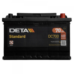 Acumulator DETA DC700 STANDARD EUR