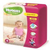 Scutece HUGGIES ULTRA COMFORT 80 buc № 4 (fetite)