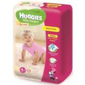 Scutece HUGGIES ULTRA COMFORT 68 buc № 4+ (fetite)