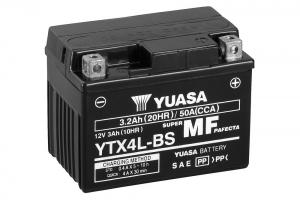 Acumulator YUASA MF VRLA YTX4L-BS