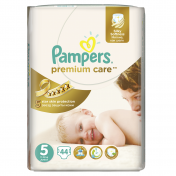 Scutece PAMPERS PREMIUM CARE 44 buc № 5