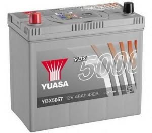 Acumulator YUASA SILVER 5000 HP YBX5057