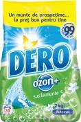 Detergent DERO OZON+ 2 Kg Automat