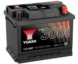 Acumulator YUASA 3000 YBX3027