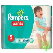 Scutece PAMPERS PANTS 22 buc № 5 (chilotei)