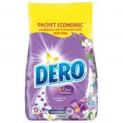 Detergent DERO 2IN1 LAVANDER 6 Kg Automat
