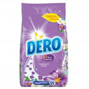 Detergent DERO 2IN1 LAVANDER 1.8 Kg Manual