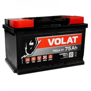 Acumulator VOLAT 6CT 75 AH L3 R+