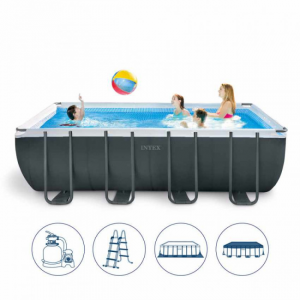Piscina INTEX ULTRA FRAME (26356) 17203 L