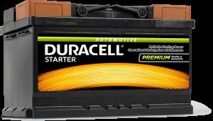 Acumulator DURACELL STARTER 12V DS 70