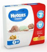 Scutece HUGGIES CLASSIC 88 buc 3-6 kg № 2