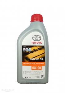 Ulei motor TOYOTA  0W20 1000 ml