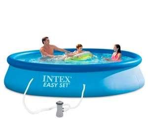 Piscina INTEX EASY SET (28142) 7290 L