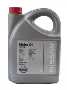 Ulei motor NISSAN  10W40 SL/CF 5000 ml
