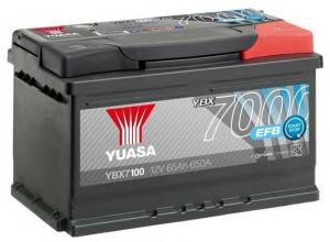 Acumulator YUASA 7000 EFB YBX7100