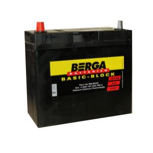 Acumulator BERGA BASIC-BLOCK BB 45L J