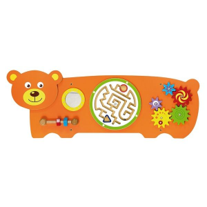 JUCARIE LOGICA VIGA WALL TOY-BEAR (50471)