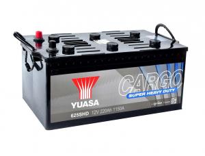 Acumulator YUASA CARGO SHD 625SHD