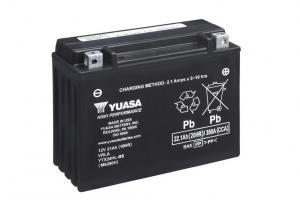 Acumulator YUASA HP MF VRLA YTX24HL-BS