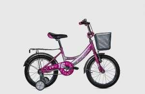 Bicicleta FULGER PANDA 16
