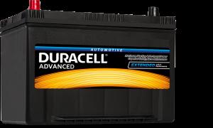 Acumulator DURACELL ADVANCED 12V DA 95L