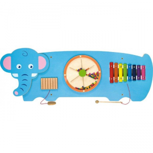 JUCARIE LOGICA VIGA WALL TOY- LEARNING ALPHABET (50472)