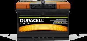 Acumulator DURACELL STARTER 12V DS 72L