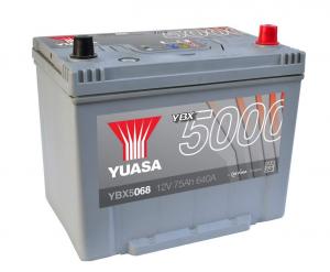 Acumulator YUASA SILVER 5000 HP YBX5068