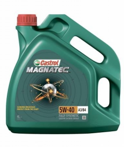 Ulei motor CASTROL MAGNATEC A3/B4 5W40 4000 ml